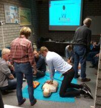 EHBO training(2)